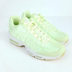 new style 321ae fe7fa Nike Shoes - NIKE Air Max 95 WQS Womens Sz 9 Shoes Liquid Lime